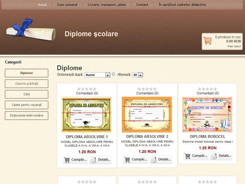 Diplomescolare.ro